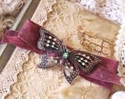 Ornamenti, nastro decorativo, perla, ecc ...