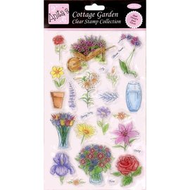 Docrafts / Papermania / Urban Transparent stamps