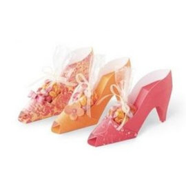 Dekoration Schachtel Gestalten / Boxe ... dames d'emballage de chaussures, 5 unités