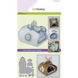 Crealies und CraftEmotions modello di punzonatura: Box