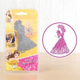 DISNEY Cutting meurt SET: Disney + stamp Fairy Princess Facial