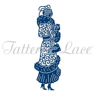 Tattered Lace Stansning skabelon: Tattered Lace Firenze