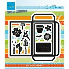 Marianne Design Stanzschablonen: Pocket und Garten Geräte