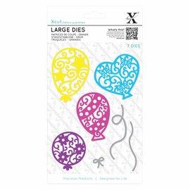 Docrafts / X-Cut Corte morre: Balões