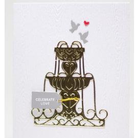 Spellbinders und Rayher Spellbinders, stampaggio e goffratura stencil, stencil metallo enyoj fontana di acqua