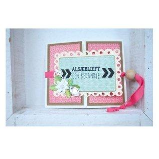Marianne Design Stanzschablone: Label