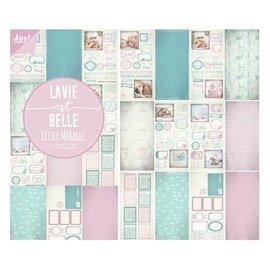 Joy!Crafts Designblok und Stanzblock: Baby