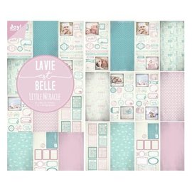 Joy!Crafts / Hobby Solutions Dies Designblok and punch block: Baby