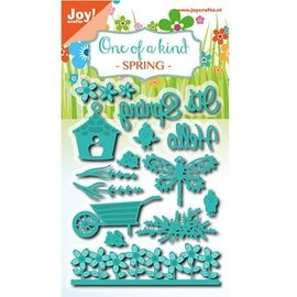 Joy!Crafts / Hobby Solutions Dies matrices de coupe: Jardin Assecoires
