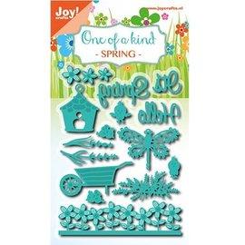 Joy!Crafts / Hobby Solutions Dies Stanzschablonen: Garten Assecoires