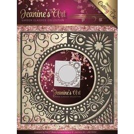 JEANINES ART (NEU) stampi di taglio: Giardino Classics
