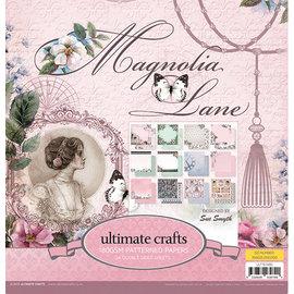 DESIGNER BLÖCKE / DESIGNER PAPER Designer Papel, Magnolia Pista