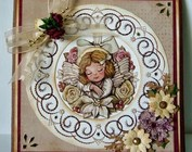 EMBROIDERY BOOKS, EMBROIDERY CARD and EMBROIDERY TEMPLATE