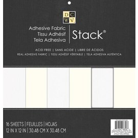 DCWV und Sugar Plum Designersblock 30,5 x 30,5 cm: Selvklæbende stof