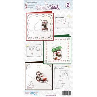 BASTELSETS / CRAFT KITS pacchetto Stick: Kartengestaltung - Copy