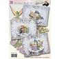 BASTELSETS / CRAFT KITS Completare Bastelpackung: 3 belle carte