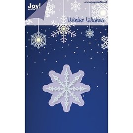 Joy!Crafts / Jeanine´s Art, Hobby Solutions Dies /  Gioia Artigianato, Cristallo di ghiaccio # 1