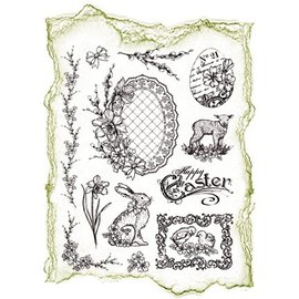 VIVA DEKOR (MY PAPERWORLD) Silicone dies, nostalgic Easter designs