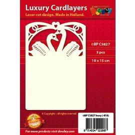 KARTEN und Zubehör / Cards Luxo 3 card disposição A6