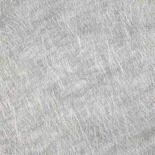 BASTELZUBEHÖR, WERKZEUG UND AUFBEWAHRUNG 1 blad fiber papir, 21x30 cm, sølv, 31 g