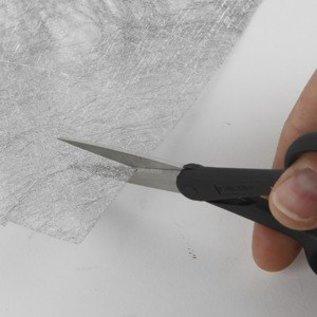 BASTELZUBEHÖR, WERKZEUG UND AUFBEWAHRUNG carta in fibra di 1 foglia, 21x30 cm, argento, 31g
