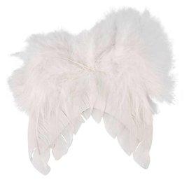Embellishments / Verzierungen Ailes d'ange, 11 cm, 1 pièce