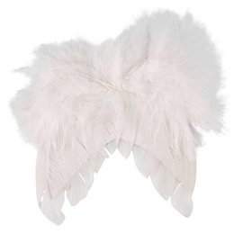 Embellishments / Verzierungen ali d'angelo, 11 cm, 1 pezzo
