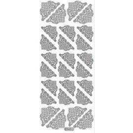 Sticker Corners, or, 10x23cm