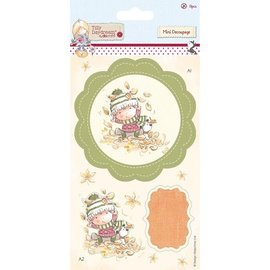Komplett Sets / Kits Mini Decoupage (13 Teile) - Tilly Daydream - Terry