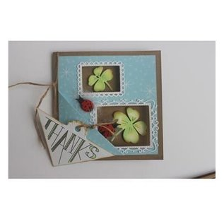 Joy!Crafts / Hobby Solutions Dies Punching template: decorative frame rectangles