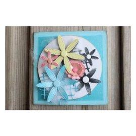 Joy!Crafts / Jeanine´s Art, Hobby Solutions Dies /  Ponsen jig, bloemen