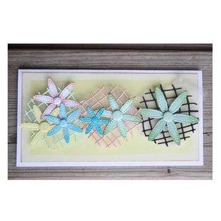 Joy!Crafts / Hobby Solutions Dies Stanzschablone: Blumen