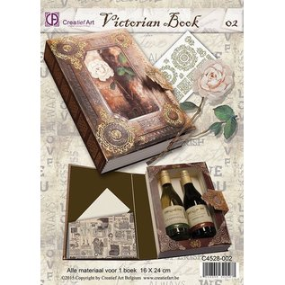 BASTELSETS / CRAFT KITS Komplet DIY kit til én bog gaveæske