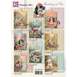 BASTELSETS / CRAFT KITS Crafts Kit: Thinking of You