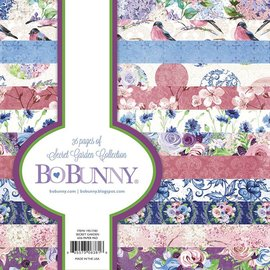 BO BUNNY Designerbloc: Secret Garden - Only 1 in stock!