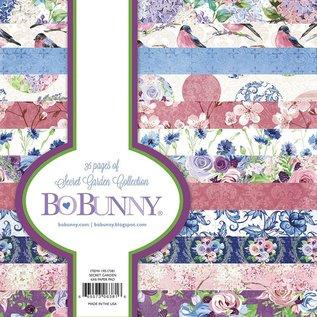 BO BUNNY Designerbloc: Secret Garden