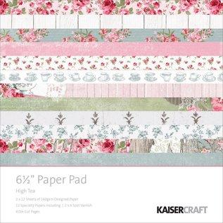 Kaisercraft und K&Company Designer Block: Høj te
