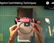 diverse tecniche: carte con template