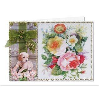Komplett Sets / Kits Komplet kort sæt til 8 foldede kort!