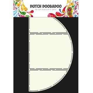 Dutch DooBaDoo Modèle A4: Carte d'art Triptyque