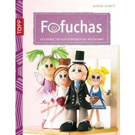 FOFUCHA A5 livro: presentes e amuletos feitos de espuma de borracha