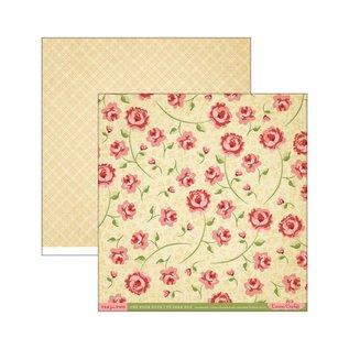 Designer Papier Scrapbooking: 30,5 x 30,5 cm Papier Scrapbookingpapier, 30,5x30,5cm