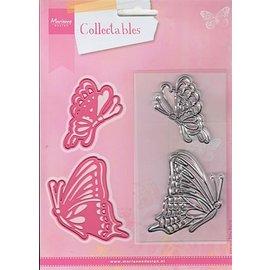 Marianne Design De peças de coleções borboleta de Tiny