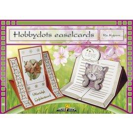Bücher und CD / Magazines Hobbydols 98 - Hobbydots easelcards