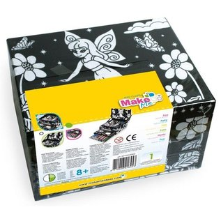Kinder Bastelsets / Kids Craft Kits Kit de métier pour enfants, Artbox papillon.