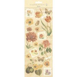 KARTEN und Zubehör / Cards Sticker: zur Kartengestaltung, Verzierungen usw., verschiedene Motive