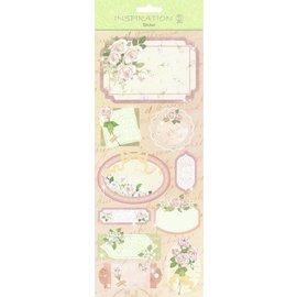 Sticker Stickers: for kort at gøre, dekoration osv., forskellige motiver, nr. 16