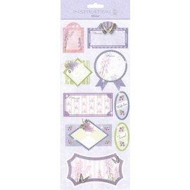 Sticker Stickers: voor kaarten maken, decoratie, enz., Verschillende ontwerpen