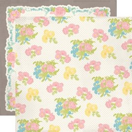 Designer Papier Scrapbooking: 30,5 x 30,5 cm Papier Designer papier 30,5 x30, 5cm