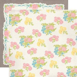 Designer Papier Scrapbooking: 30,5 x 30,5 cm Papier Ontwerper papier 30,5 x30, 5cm